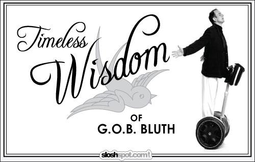 Wisdom of GOB